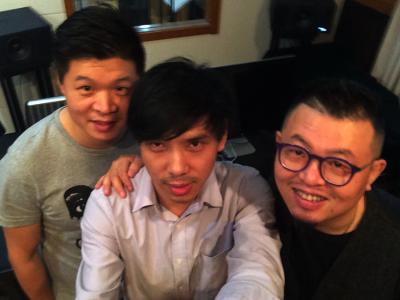 中国音乐学院录音棚
