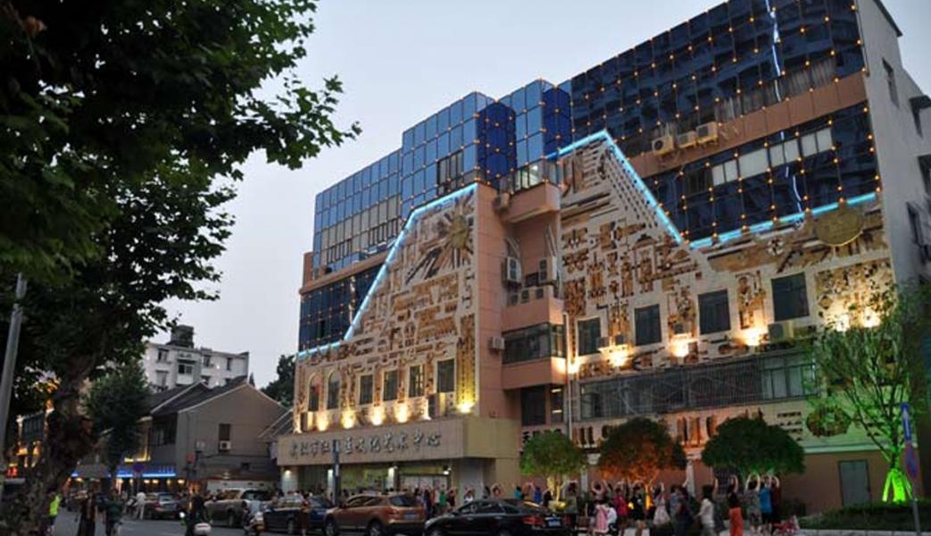 江汉文化馆 街道
